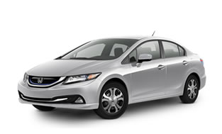 2015 Honda Civic Hybrid For Sale in Huntington
