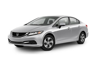 2015 Honda Civic Sedan For Sale in Huntington