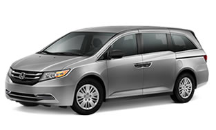 2016 Honda Odyssey For Sale in Huntington