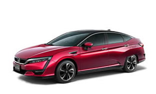 2017 Honda Clarity Fuel Cell For Sale in Huntington