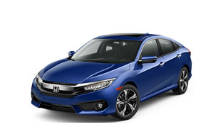 2017 Honda Civic Sedan For Sale in Huntington