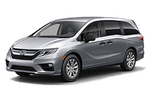 2018 Honda Odyssey For Sale in Pueblo