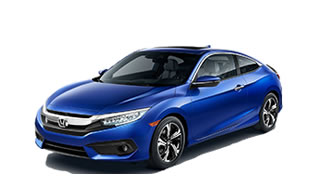 2018 Civic Coupe For Sale in Huntington