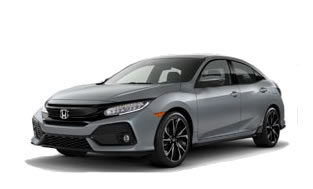 2018 Civic Hatchback For Sale in Huntington