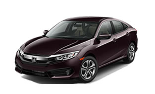 2018 Civic Sedan For Sale in Huntington
