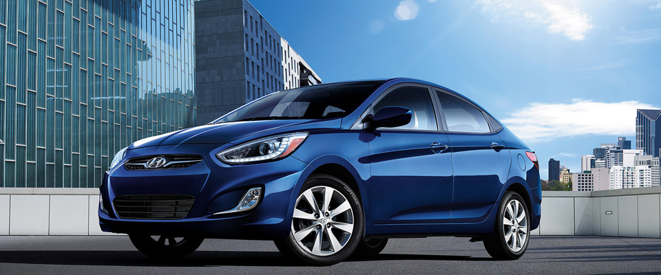 2014 Hyundai Accent Appearance Main Img