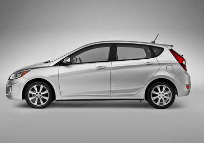 2014 Hyundai Accent appearance