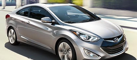 2014 Hyundai Elantra Coupe performance