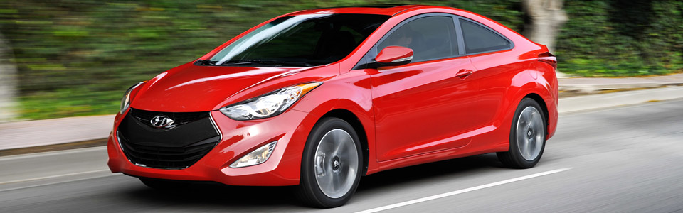 2014 Hyundai Elantra Coupe Safety Main Img