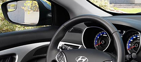 2014 Hyundai Elantra Coupe safety
