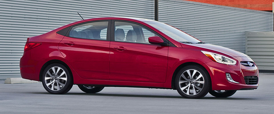 2015 Hyundai Accent Appearance Main Img