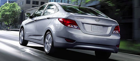 2015 Hyundai Accent safety