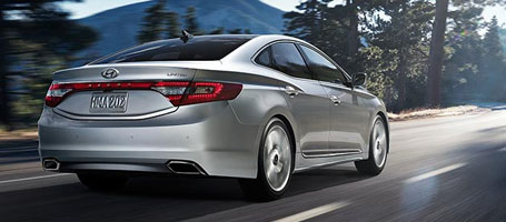 2015 Hyundai Azera performance