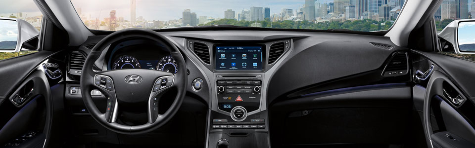 2015 Hyundai Azera Safety Main Img