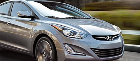 2015 Hyundai Elantra performance