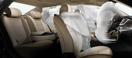 2015 Hyundai Equus safety