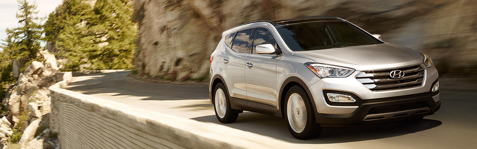 2015 Hyundai Santa Fe Safety Main Img