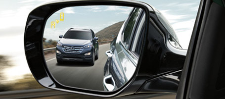 2015 Hyundai Santa Fe safety
