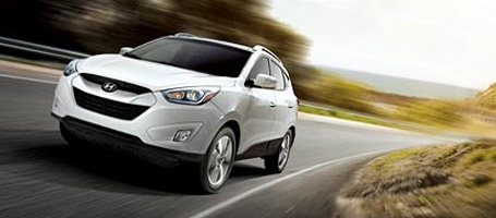 2015 Hyundai Tucson performance