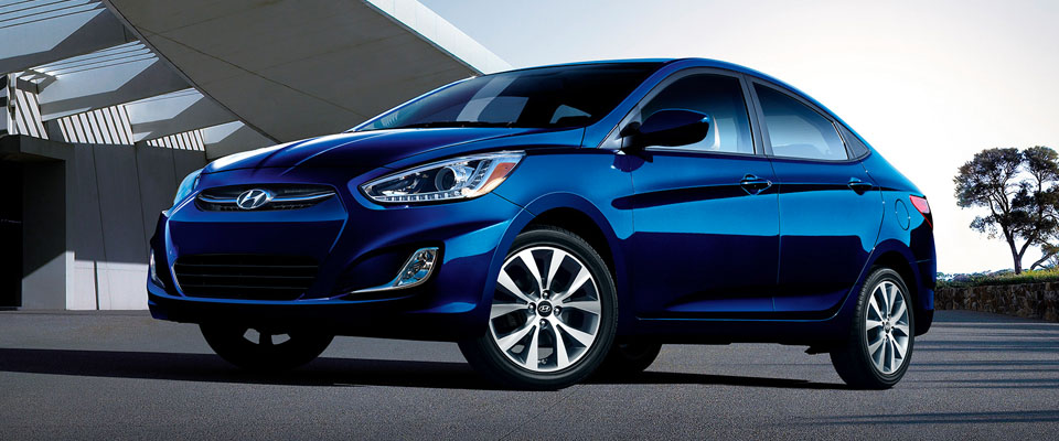 2016 Hyundai Accent Appearance Main Img