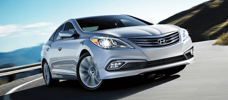 2016 Hyundai Azera performance