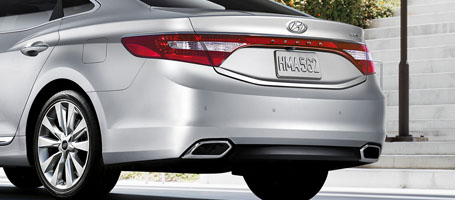2016 Hyundai Azera safety
