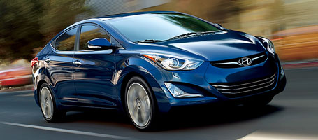 2016 Hyundai Elantra performance