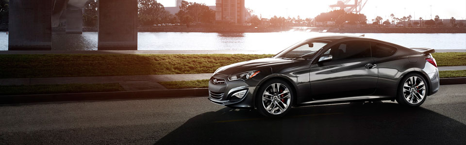 2016 Hyundai Genesis Coupe Safety Main Img