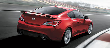 2016 Hyundai Genesis Coupe safety