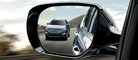 2016 Hyundai Santa Fe safety