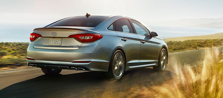 2016 Hyundai Sonata performance