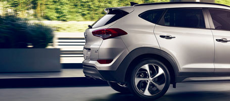 2016 Hyundai Tucson performance