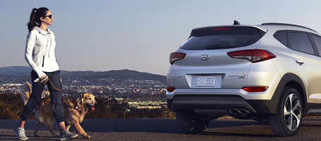 2016 Hyundai Tucson safety