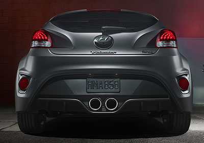 2016 Hyundai Veloster appearance