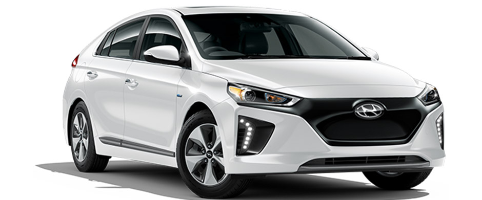 2017 Hyundai Ioniq Electric For Sale in Downey