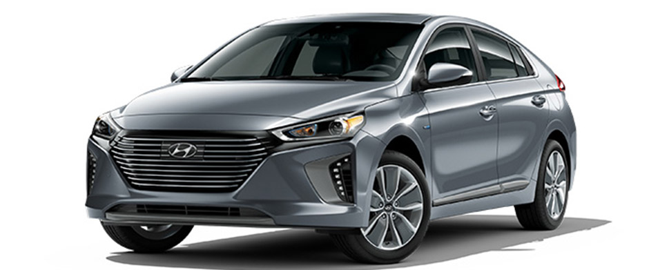 2017 Hyundai Ioniq Hybrid For Sale in Golden