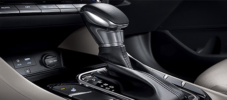 Hybrid power plus a 6-speed Dual Clutch Transmission
