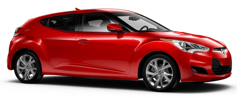2017 Hyundai Veloster For Sale in Downey