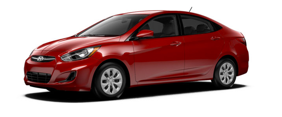 2017 Hyundai Accent For Sale in Downey