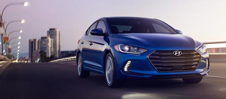 2017 Hyundai Elantra performance