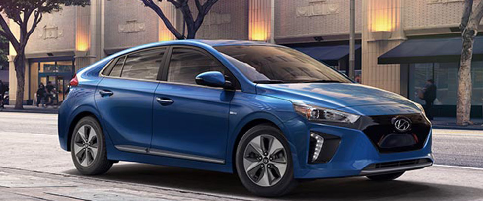 2017 Hyundai Ioniq Electric Appearance Main Img