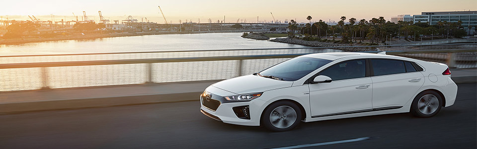 2017 Hyundai Ioniq Electric Safety Main Img