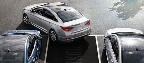 2017 Hyundai Sonata safety