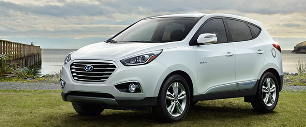 2017 Hyundai Tucson Fuel Cell Appearance Main Img