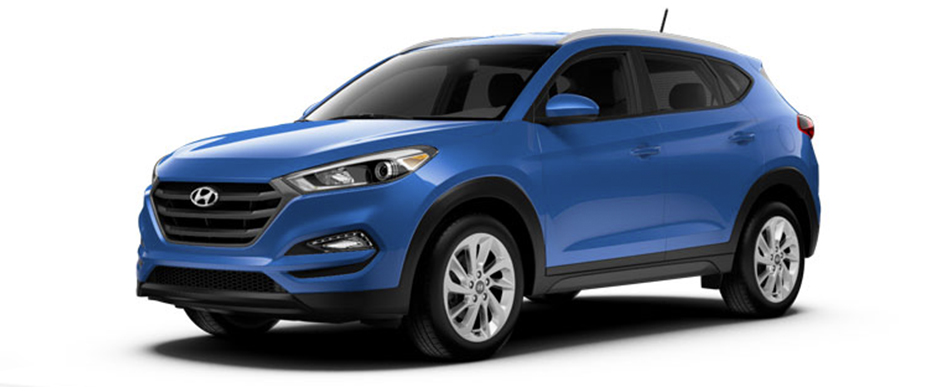 2017 Hyundai Tucson For Sale in Downey