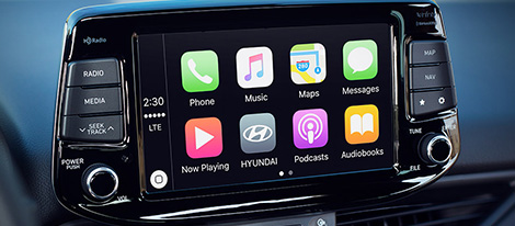 Standard Apply CarPlay