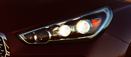 High Beams That Give You and Oncoming Drivers A Better View