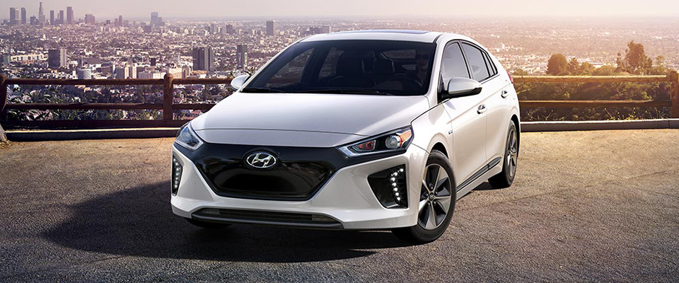 2018 Hyundai Ioniq Electric For Sale in Downey