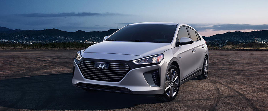 2018 Hyundai Ioniq Hybrid For Sale in Downey