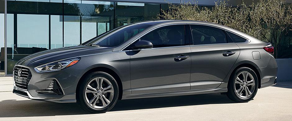 2018 Hyundai Sonata Overview Image